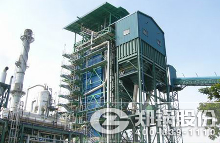 广东乳源40吨循环流化床锅炉项目