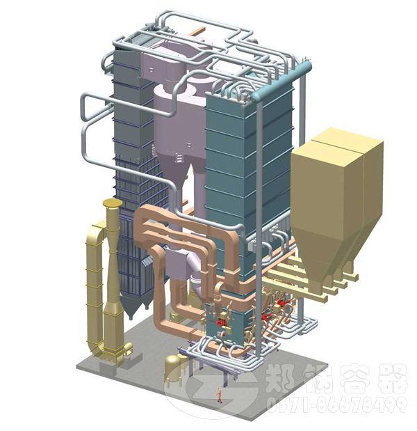 DHX型循环流化床锅炉_DHX型循环流化床锅炉价格