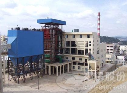 130吨循环流化床锅炉