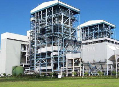 65吨循环流化床锅炉