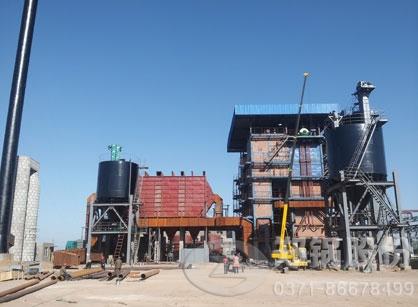 220吨循环流化床锅炉