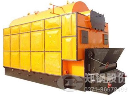 SHW型往复炉排锅炉_SHW型往复炉排锅炉价格