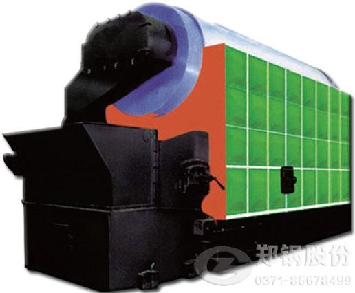 生物质锅炉的燃烧系统
