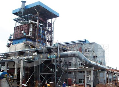 干熄焦余热锅炉系统控制
