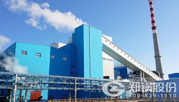 280吨循环流化床锅炉 震撼来袭内蒙古