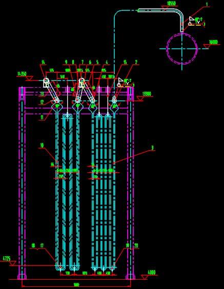 余热锅炉锅炉及系统组成、工作过程