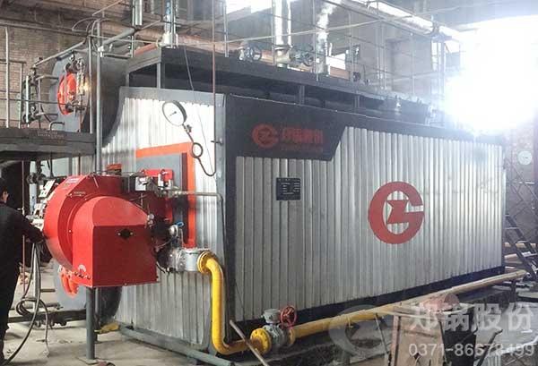 上台20吨的锅炉需要多少钱