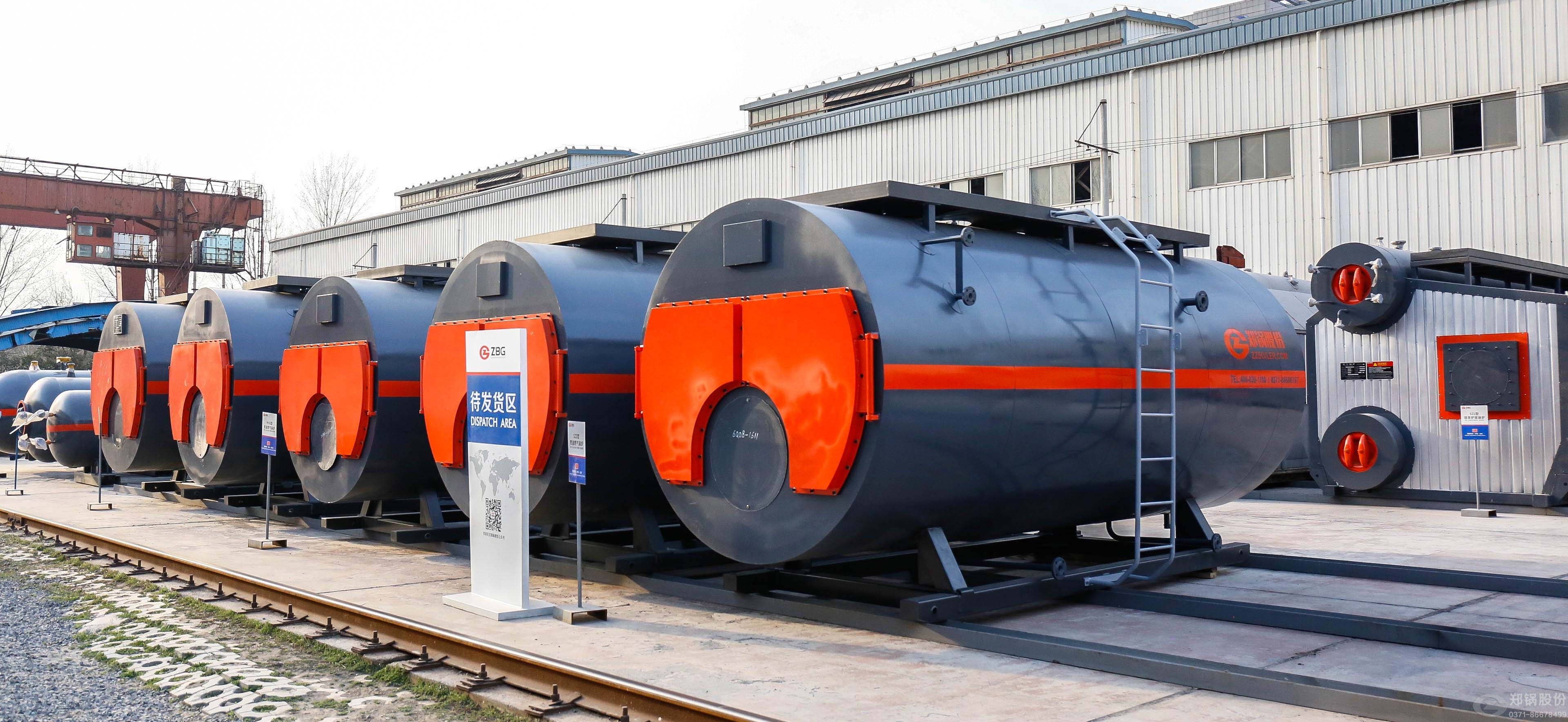 4吨燃气蒸汽锅炉的供暖面积是多少?供暖成本怎么计算?