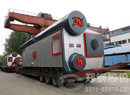 SZS型燃油燃气锅炉_SZS型燃油燃气锅炉价格