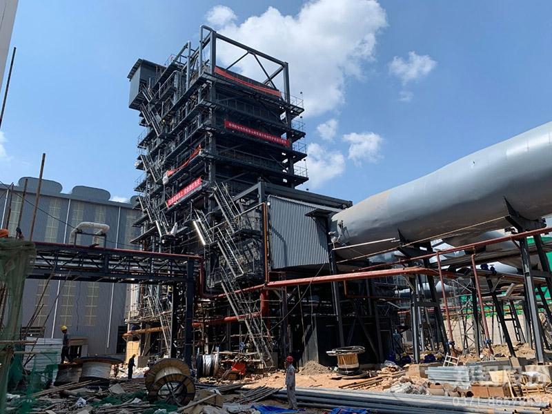 索通云铝90万吨阳极碳素及余热发电项目