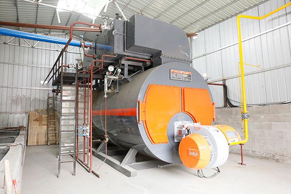 燃气锅炉厂家解读锅炉热效率的影响因素