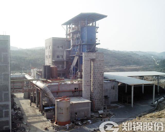 郑锅30吨有机废液焚烧锅炉在湖北运行现场.jpg